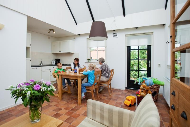 Vakantiehuis in Twente inrichting