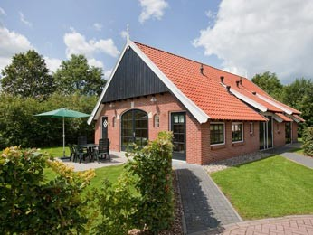 Kapshoeve accommodatie bungalow type boerderij