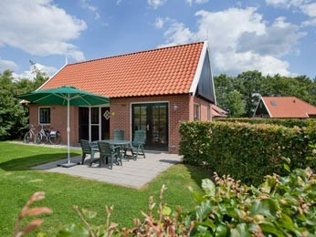 Kapshoeve accommodatie bungalow type schuur