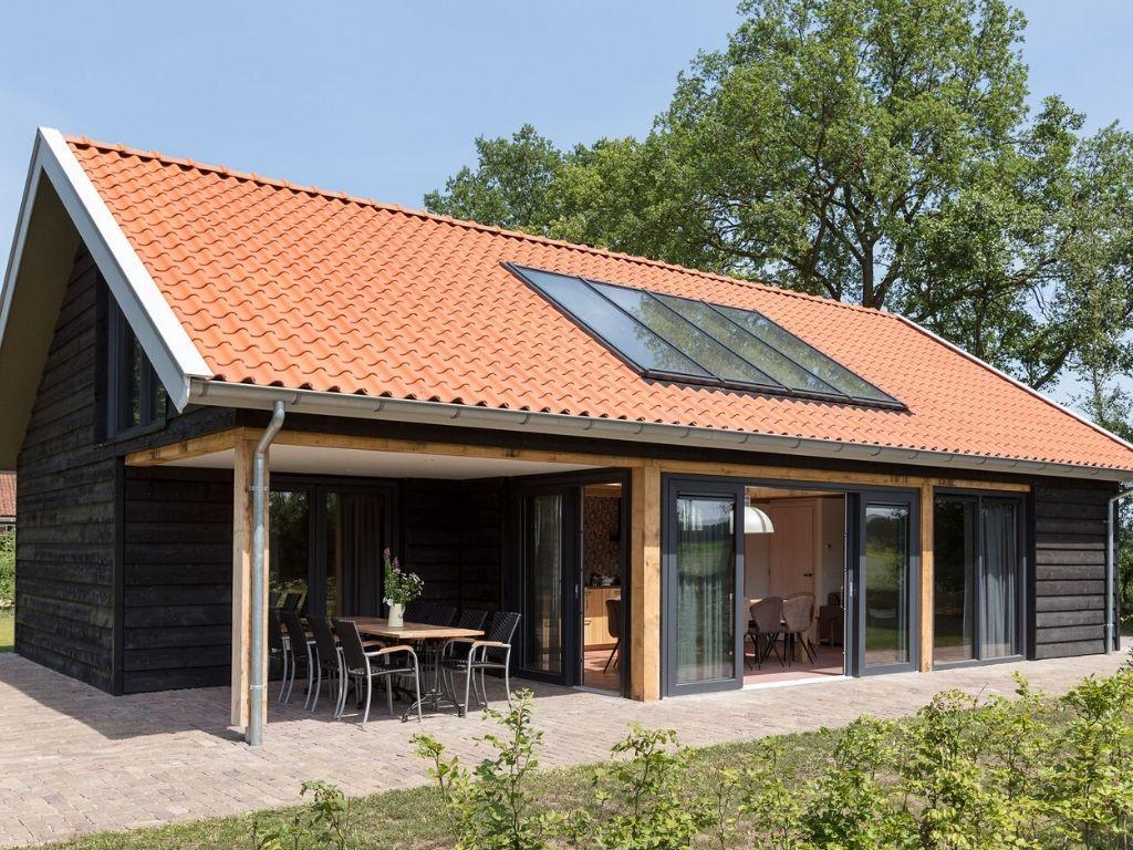 Kapshoeve accommodatie Twente Lodge